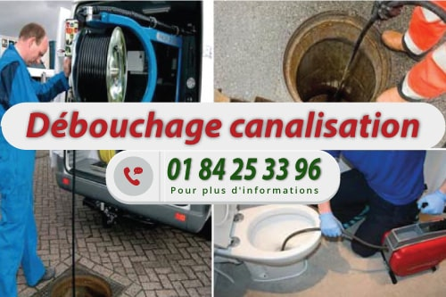 Debouchage canalisation